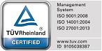 ISO,ISMS認定取得