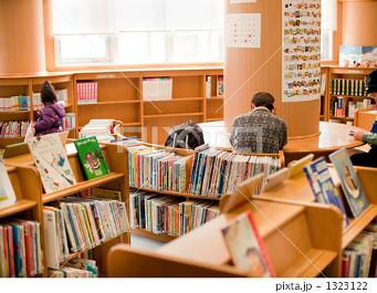 図書館受付業務